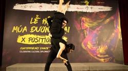 Nhiều nghệ sĩ nước ngoài tham gia Lễ hội múa đương đại quốc tế