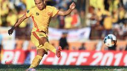 Thua cay đắng Thanh Hóa, Phố Hiến FC lỡ hẹn với V.League
