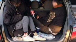 Cảnh sát bắt 17 người Việt đi lậu vào Đức từ Đông Âu