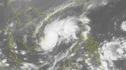 Tin bão khẩn cấp cơn bão số 5: Mạnh cấp 9, giật cấp 11