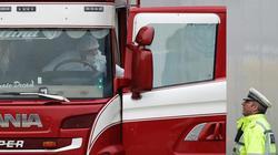 39 người chết ở Anh: Người đàn ông tên Truong bị truy tìm