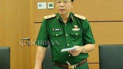 """Tướng Quân đội nói về """"tàu nước ngoài"""" xâm phạm chủ quyền trước QH"""