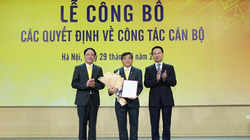Tổng công ty Bưu điện Việt Nam có Chủ tịch Hội đồng thành viên mới