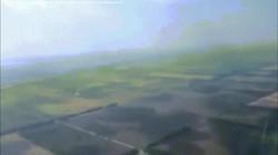 """Video: Khoảnh khắc chim """"nổ tung"""" khi đâm vào máy bay Boeing 737"""