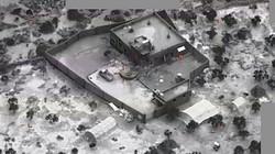 Video đặc nhiệm Mỹ đột kích, san phẳng nơi ẩn náu của thủ lĩnh tối cao IS