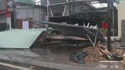 Bình Định: Gần 100 tàu cá đứt neo va đập mạnh, thuyền viên an toàn