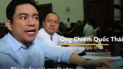 Bác sĩ Chiêm Quốc Thái nổi nóng tại phiên tòa xét xử vợ cũ