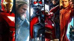 """Những """"bom tấn"""" siêu anh hùng Marvel hay nhất mọi thời đại"""