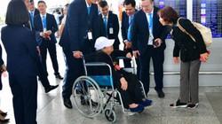 Cảng Nội Bài và chuyến bay đặc biệt chở ước mơ của các cụ già viện dưỡng lão