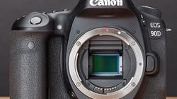 Canon giới thiệu 2 tân binh EOS 90D và EOS M6 Mark II sử dụng chip mới nhất