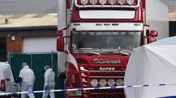 Bộ Ngoại giao VN nói về việc có người Việt chết trên container ở Anh