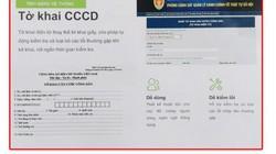 Công dân có thể đăng ký làm thẻ Căn cước công dân qua mạng