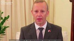 Đại sứ Anh gửi lời chia buồn tới gia đình các nạn nhân vụ 39 thi thể trong container