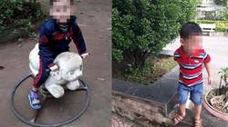 Bé trai 4 tuổi mất tích bí ẩn khi đang chơi ở nhà