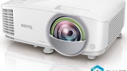 BenQ giới thiệu máy chiếu thông minh không dây, tích hợp Firefox, TeamViewer