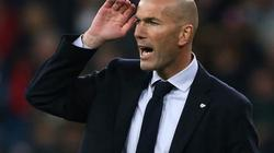 """Real bị Betis cầm chân, HLV Zidane vẫn khen đội nhà """"hoàn hảo"""""""