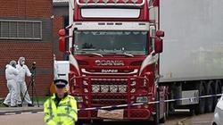 39 người chết trong xe container: Nghi phạm Ireland và gia đình bị dọa giết