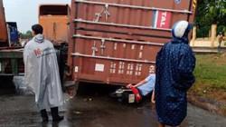 Rơi thùng container gây chết người: Ai phải chịu trách nhiệm?