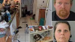 Mỹ: Thiếu nữ 14 tuổi gọi 911, cảnh sát đến khám nhà phát hiện cảnh gây sốc