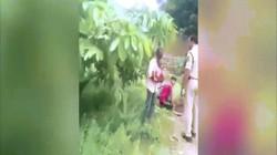 Ấn Độ: Thấy người đào hố, người bế em bé, cảnh sát kiểm tra phát hiện chuyện khủng khiếp