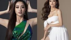 Hoa hậu Lương Thùy Linh quyến rũ hút mắt trên trang chủ Miss World
