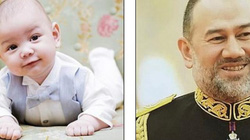 """Người đẹp Nga tung ảnh con trai """"giống cha"""", cựu vương Malaysia nổi giận lên tiếng"""