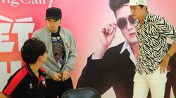Quách Ngọc Tuyên suýt bị thương vì nhiệt tình diễn xuất cùng ứng viên