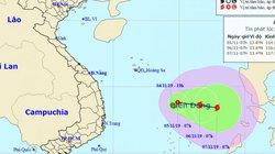 MỚI NHẤT: Áp thấp sẽ thành bão, liên tục mạnh trong 3 ngày tới