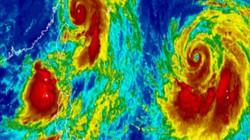 NGUY HIỂM: Biển Đông sắp hứng bão to, bão Hạ Long tăng cấp siêu bão