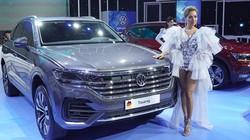 """Xe Volkswagen Touareg mang bản đồ """"đường lưỡi bò"""": Có thể bán đấu giá"""