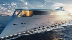 Siêu du thuyền độc nhất sang trọng tuyệt đỉnh lại thân thiện môi trường