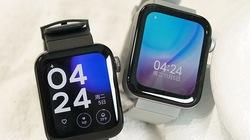 """Cận cảnh chiếc smartwatch sao chép Apple Watch """"không biết dị"""""""
