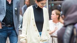3 cách kết hợp cardigan sành điệu của Selena Gomez