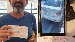 """Vụ taxi """"chặt chém"""" gần 1 triệu đồng cho quãng đường 5km: Lái xe tìm gặp nạn nhân"""