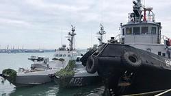 Nga từ chối trả tàu hải quân bị bắt ở eo biển Kerch cho Ukraine