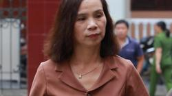 Vụ gian lận thi cử ở Hà Giang: Bà Triệu Thị Chính kêu oan quá