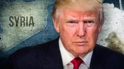 """Sự thật phía sau lá bài """"vớt vát"""" của Trump ở Syria"""