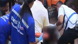 Thái Lan: Giật vải khánh thành, trưởng làng bị tượng Phật khổng lồ đè chết