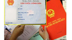 Các loại giấy tờ nào sẽ thay đổi khi chuyển CMND sang thẻ căn cước?