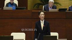 ĐBQH lo ngành mía đường sụp đổ, Bộ trưởng Trần Tuấn Anh nói gì?
