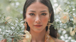 """Hoa hậu Phương Khánh """"gây thương nhớ"""" với ảnh hòa mình vào thiên nhiên"""