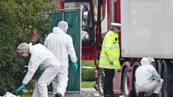 Trưa nay sẽ họp bàn phương án đưa 39 người chết từ Anh về nước