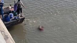 Vụ mẹ ôm con nhảy cầu tự tử ở Hải Phòng: Tìm thấy thi thể cháu bé