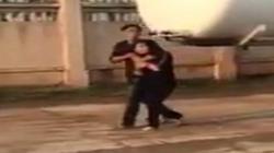 Người đàn ông chặn xe ô tô, cầm dao uy hiếp phụ nữ trên đường bị bắt