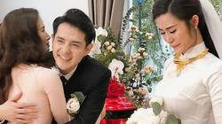 Đông Nhi bật khóc nghe chị gái dặn dò trong ngày cưới Ông Cao Thắng
