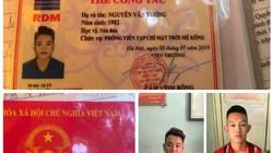 """Vi phạm giao thông, """"phóng viên Tạp chí Mặt trời Mê Kông"""" rút thẻ xin tha"""