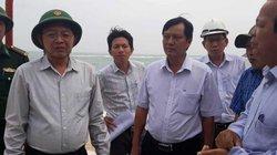 """Chủ tịch Bình Định: """"Người dân gặp nguy hiểm, lãnh đạo chịu trách nhiệm"""""""