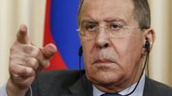 Tin thế giới: Ngoại trưởng Nga tuyên bố vỗ mặt Mỹ