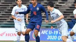U19 Campuchia gây sốc, hạ gục U19 Thái Lan