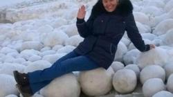 Bí ẩn hàng nghìn quả trứng khổng lồ mọc khắp bãi biển Phần Lan